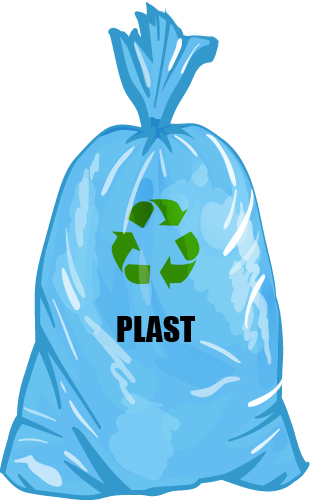 Plastpose for plast